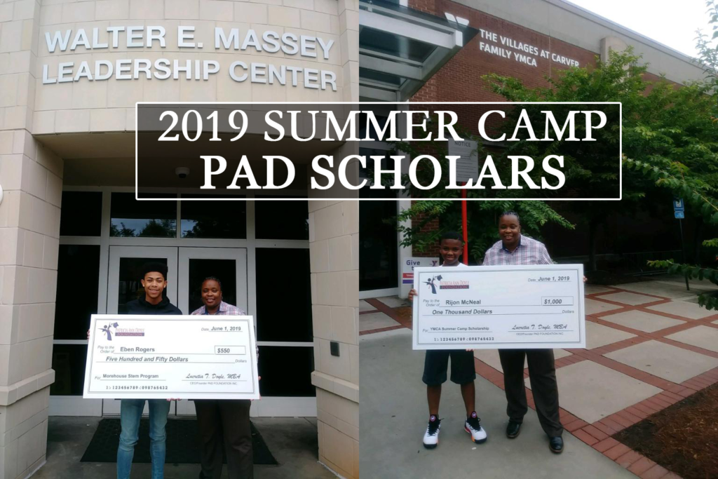 padfoundation-2019-Summer-Camp